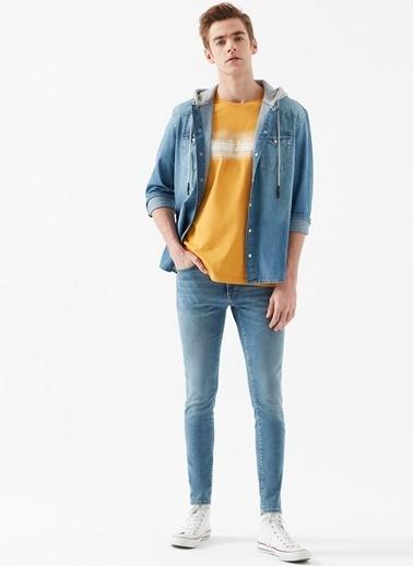 Mavi Mavi 001030-31271 Bro-Shaded Comfort Denim Pantolon Renksiz